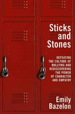 Read the <a href=&#8220;http://greatergood.berkeley.edu/article/item/too_many_bullies&#8221;>full review</a> of <em>Sticks and Stones</em>.