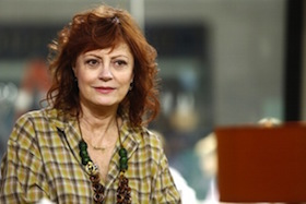 Susan Sarandon, host of <em>The Science of Gratitude</em>