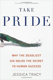 Read <a href=&#8220;http://greatergood.berkeley.edu/article/item/is_pride_really_a_sin&#8221;>our review</a> of <em>Take Pride</em>.