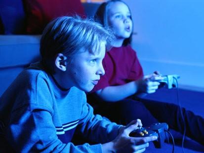 violent media is good for kid