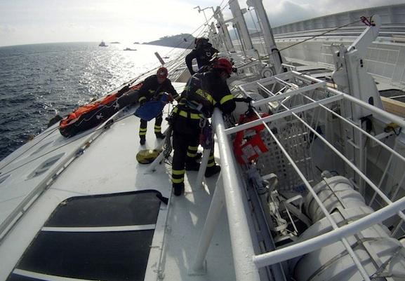 Concordia rescue 3