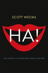 Read our review of this book, <a href=&#8220;http://greatergood.berkeley.edu/article/item/why_do_we_laugh&#8221;>Why Do We Laugh?</a>