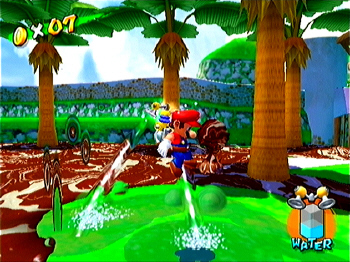 Super Mario Helping More Than The Princess