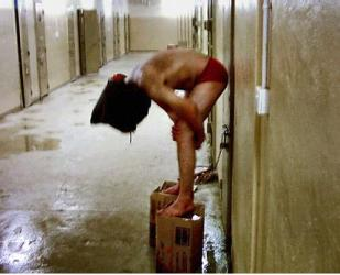 Many of the guards in the Stanford Prison Experiment didn't speak out when they witnessed abuse by their fellow guards; nearly 30 years later, guards at Abu Ghraib prison in Iraq acted in nearly the same way.