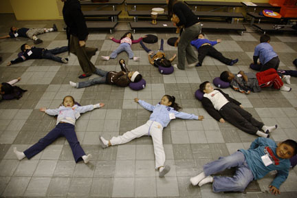 Mindful Kids Peaceful Schools Greater Good