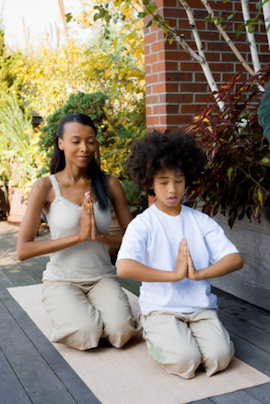 Can Mindfulness Help Parents and Preteens Have Better