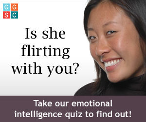Is she flirting with you? Take the quiz and find out.